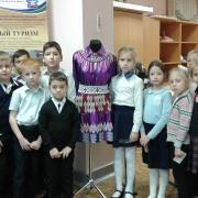 участие в проекте «Музей в чемодане»