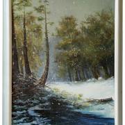 Хабибуллин Ф.Х Снегопад