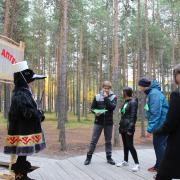 Городская игра-соревнования «Северный край»
