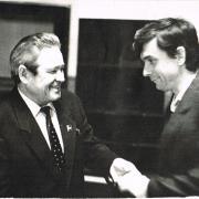 Назаргалеев Мухтар Бахтиганеевич, Богданов Владимир Леонидович - генеральный директор ОАО Сургутнефтегаз