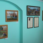 Выставка М.А.Тебетева